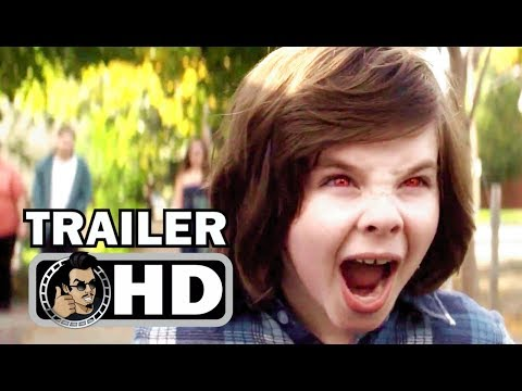 LITTLE EVIL Official Trailer (2017) Adam Scott, Evangeline Lilly Netflix Horror Comedy Movie HD