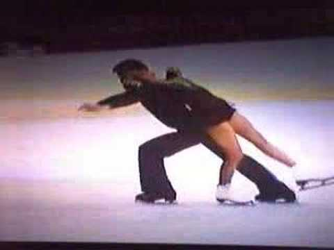 1982 US NATIONALS Kim Krohn and Barry Hagan