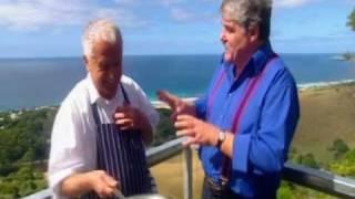 Chris & Huey Bbq Abalone & Crayfish