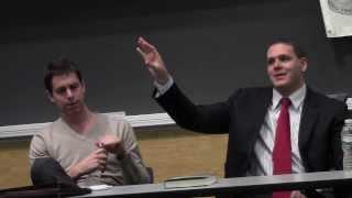 Presentation of Unprecedented at the Columbia University School of Law Federalist Society