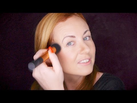 💄ASMR Makeup   Top 10 Triggers #10   Natural Look Palette💄