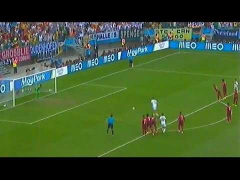 Germany vs Portugal (4-0) All Goals and Highlights | FIFA WORLD CUP 2014