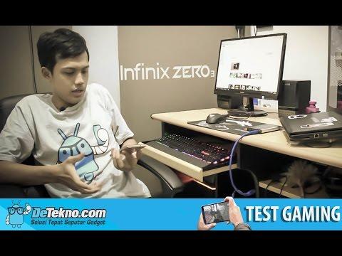 Gaming Test Infinix Zero 3 Indonesia