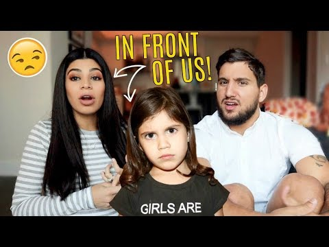 GIRL FLIRTS WITH MY HUSBAND IN FRONT OF ME AND MY DAUGHTER!