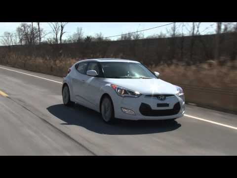 2012 Hyundai Veloster Drive Time Review with Steve Hammes TestDriveNow