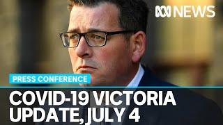 Victoria institutes 'hard lockdown' on nine public housing towers   ABC News