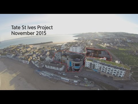 The Tate St Ives Project - November 2015