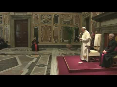 """Pope Francis: """"Missionary activity is still the greatest challenge for the Church"""""""