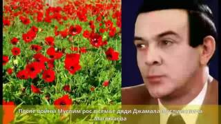 Магомаев, Муслим Магометович - Детство и юность