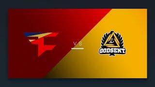 CS:GO - FaZe vs. GODSENT [Inferno] Map 2 - EU Day 21 - ESL Pro League Season 6