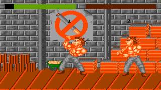 ATARI ST Road Fighter 19xxPooldePD
