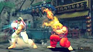 "Street Fighter IV ""Hadoken"""