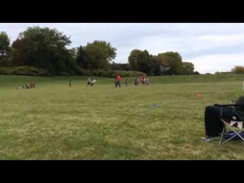 DKB Flag Football Game 4 - 10122014 - 7