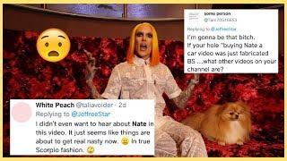 JEFFREE STAR ADDRESSES THE DRAMA WITH EX BOYFRIEND NATE!