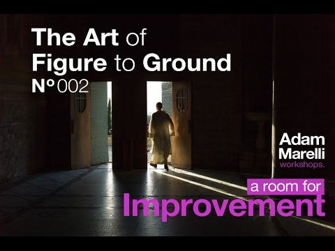 The Most Important Photography lesson you'd never heard of...Figure to Ground