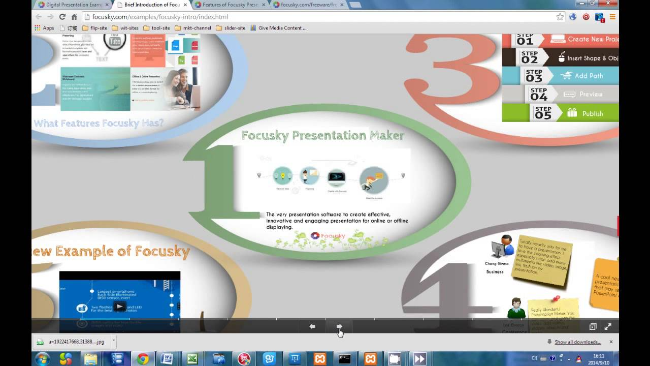 free digital presentation program make you presentation different