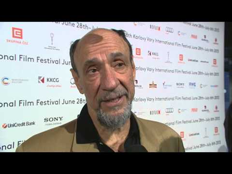 Interview with F. Murray Abraham / Rozhovor s F. Murray Abrahamem