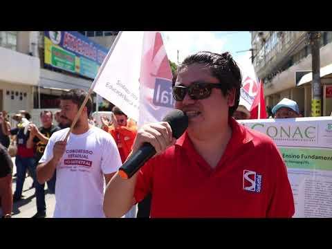 Sintietfal defende a educação e a aposentadoria no 15M