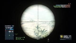 Battlefield hardline sniper long shot ita