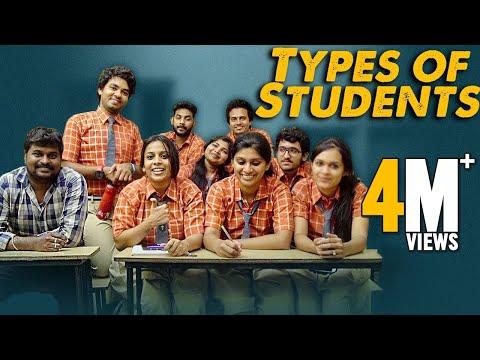 School Life - Types of Students || Mahathalli