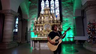 Velvet Starlings - Sold Down The River (Acoustic) St Nikolai Church Örebro Sweden