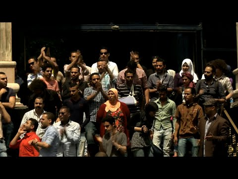 Egyptian Journalists Protest Against Police Raid on Press Syndicate