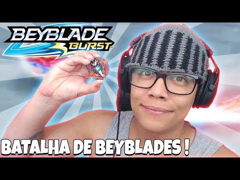CAMPEONATO DE BEYBLAYDES - Beyblade Burst Brasil