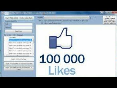 phần mềm hack like facebook trên điện thoại - Hack like facebook trên điện thoại miễn phí 2018