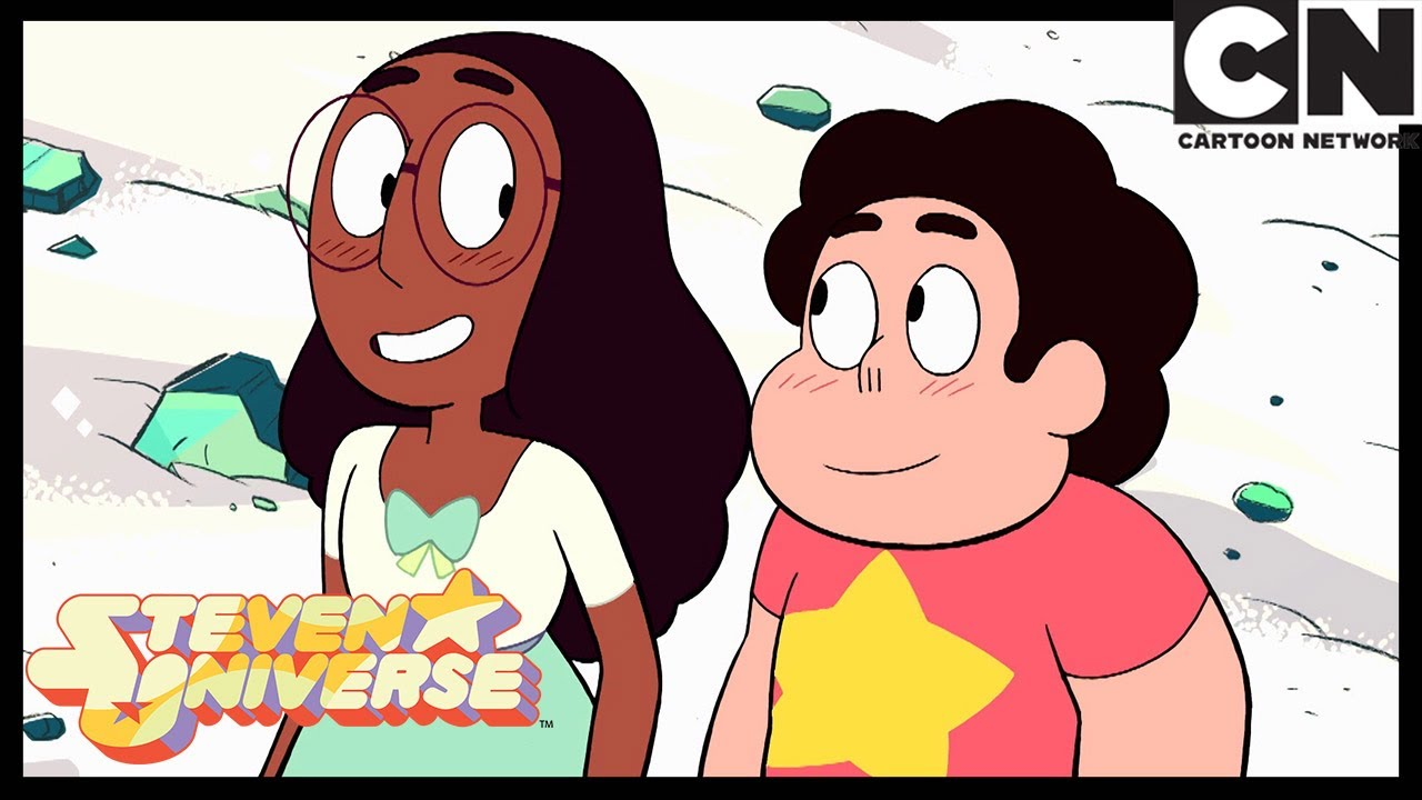 Steven and Connie Talk About Their Friendship   Full Disclosure    Steven Univers   Cartoon Network