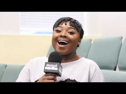 Jekalyn Carr Discusses 'One Nation Under God' Live Recording