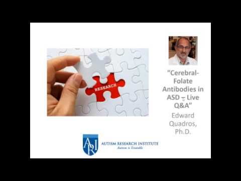 Folate Receptor Antibodies   Treatment Implications   Edward Quadros, Ph D