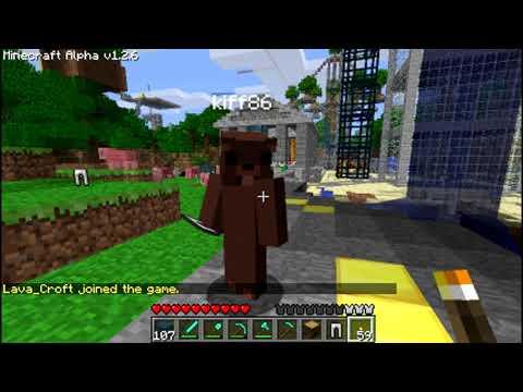 Lets grief Minecraft  Episode 4  Wasn't Me!