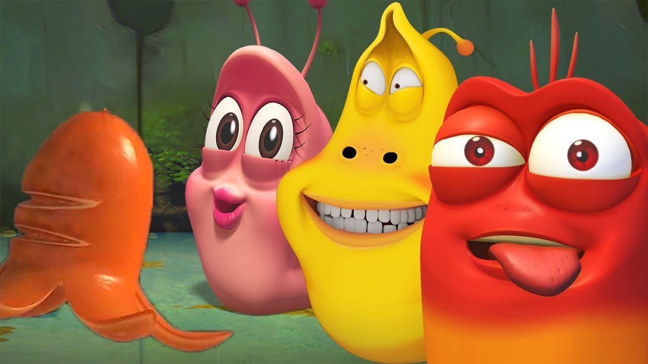 LARVA - SUPER SAUSAGE   Cartoon Movie   Cartoons For Children   Larva Cartoon   LARVA Official
