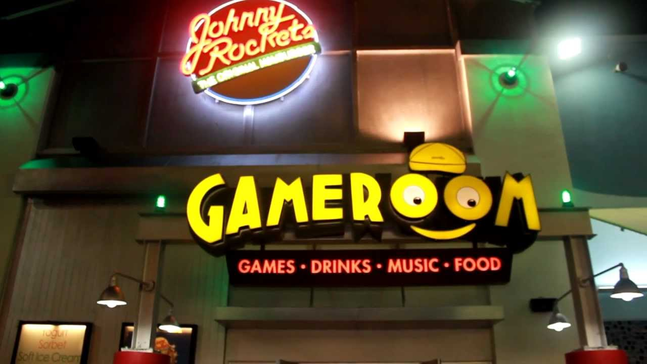 Sawgrass Mall Game Room
