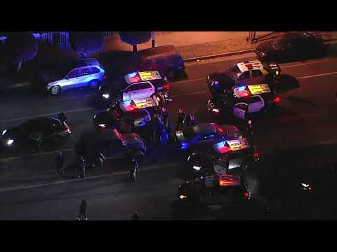 CHASE: Suspect Leads Police On Pursuit Through LA | ABC7