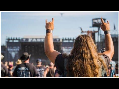 Elderly men escape nursing home for German heavy metal festival