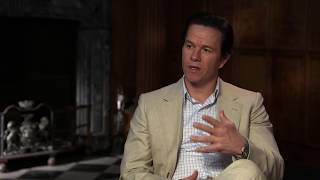All The Money In The World - Itw Mark Wahlberg (Official video)