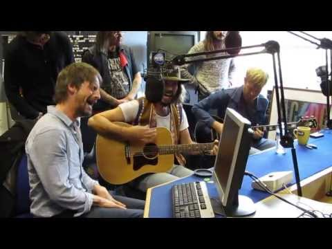 The Temperance Movement - Be Lucky - RealXS Radio Acoustic Session