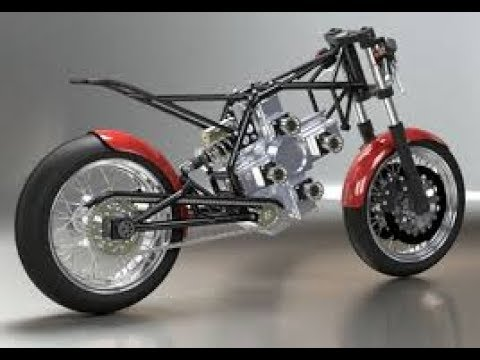 4-cylinder 2-stroke Motorcycles