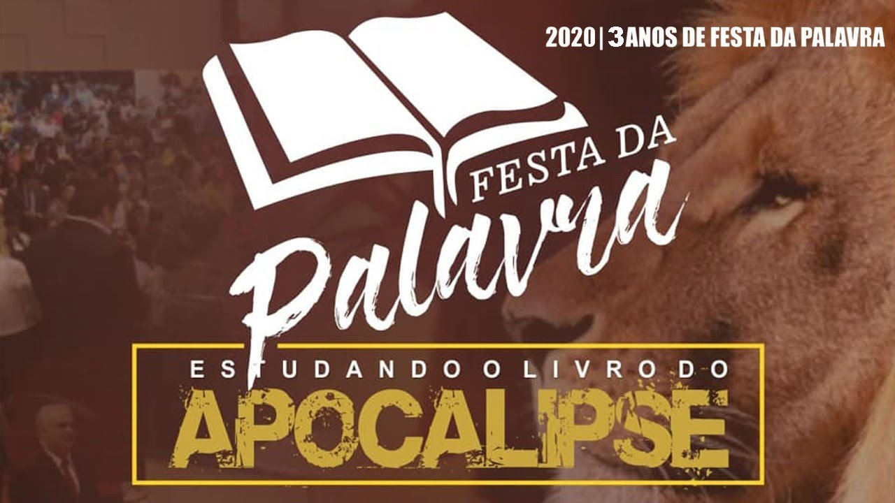 FESTA DA PALAVRA (ADTL) - AO VIVO - 07/07