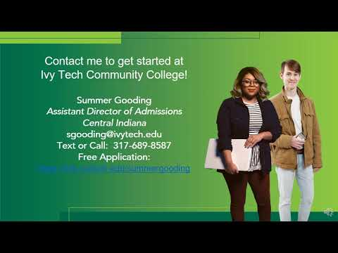 15 Minute Summary of Ivy Tech Community College