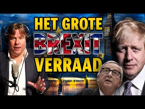 HET GROTE BREXIT-VERRAAD - DE JENSEN SHOW #35