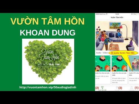 Nghe thử audio Khoan Dung của Vườn Tâm Hồn - Kỷ lục gia Trần Quốc Phúc