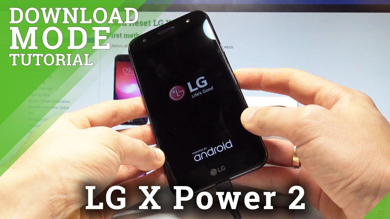 Download Mode LG Rebel LTE TracFone (CDMA) L44VL - HardReset info