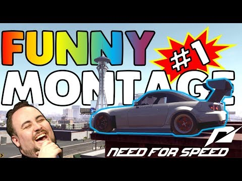 Need For Speed PAYBACK FUNNY MONTAGE #1