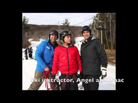 Adaptive Skiing: Monarch School of New England