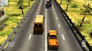 Обзор+взлом игры Traffic Race Android Apk Mod Ru