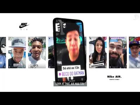 Air Max Graffiti Stores Cannes Lions 2019 Winners