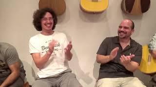 Malaga Workshop Clips September 2018 /Harmony & Rhythm/Paco de Lucia´s flamenco /Ruben Diaz guitar