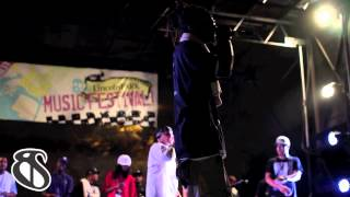 "Mr. Cheeks (The Lost Boyz) ""Renee"" Live at Rock Steady Crew 35th Anniversary Show"